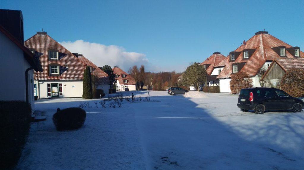 Ferienwohnung an der Ostsee im Winter besuchen