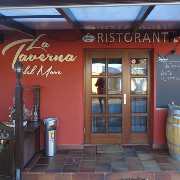 La Taverna Del Mare
