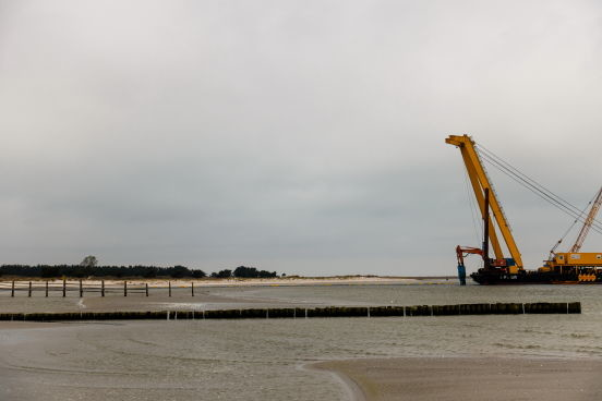 prerow seebrücke